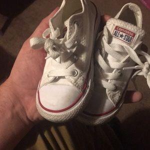 Toddler chuck Taylor's